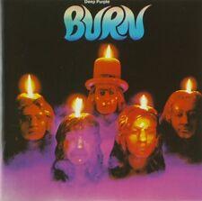 CD-DEEP PURPLE-BURN - #a1841