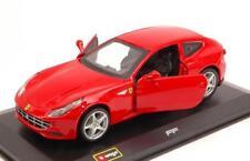 Ferrari Ff 2011 Red 1:32 Burago BU44026