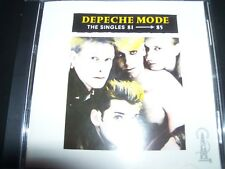 Depeche Mode ‎– The Singles 81 – 85 (Australia D24514) CD – Like New