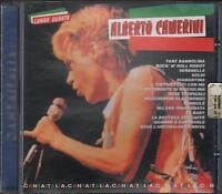 """ALBERTO CAMERINI - CD CON AUTOGRAFO """" CANTAITALIA """""""