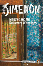 Maigret and the Reluctant Witnesses: Inspector Maigret #53 | Georges Simenon
