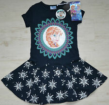 DESIGUAL GIRLS KLEID DRESS FROST 71V3DD4 NEU SOMMER 2017 Gr. 122 / 128 / 7 / 8 Y