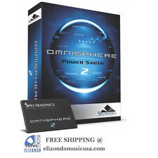 Spectrasonics Omnisphere 2 Virtual Instrument Software BRAND NEW factory sealed