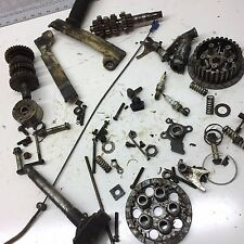 Suzuki 1984-1988 RM125 Grabbag magneto clutch cable springs guides gears shafts