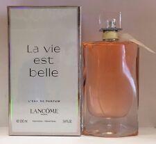 La Vie Est Belle By Lancome Women's L'eau De Parfum 3.4 oz Brand New