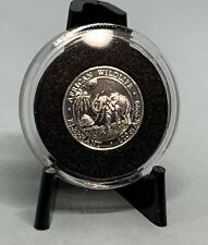2017 1/10 Oz Somalia Elephant 999 Silver BU In Bock Ring Airtight Bavaria Mint