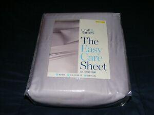 Croft & Barrow 525 Thread Count King Size Cotton Sheet Set