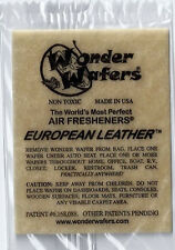 WONDER WAFERS® Air Freshener - 16pk- European Leather