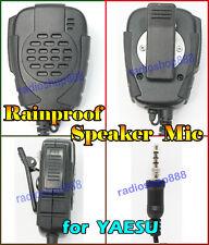 Rainproof Speaker Mic for Yaesu VX-170 VX-6R VX-7R
