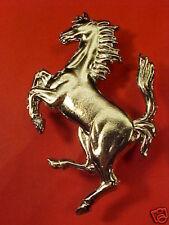 "Ferrari Prancing Horse Emblem 308 328 348 Mondial 3"" NEW"
