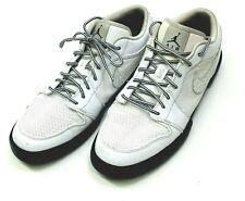 Jordan Retro V.1 White Obsidian Air Jordan Low Tops 481177-107 Size 12