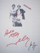 Pretty in Pink Signed Movie Script X3 Molly Ringwald Jon Cryer McCarthy reprint