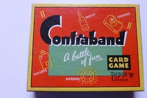 VINTAGE 'CONTRABAND' CAR GAME BY 'PEPYS'