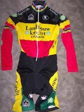 Belgium World Champion Team Colnago Cross Skinsuit Vermarc