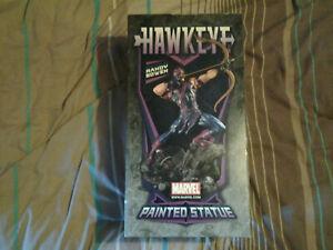 hawkeye  statue bowen designs