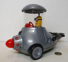 Despicable Me RC Remote Control Mobile Vehicle w/ Minion Tim Driver !! No Remote