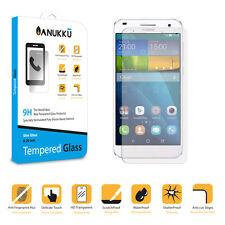 Pellicola Vetro Temperato Anukku Slim 0.26mm Protettiva Per Huawei Ascend G7