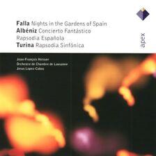 Albeniz/Falla/Turina - Concerto fantastico (CD)