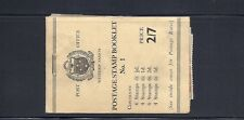 SAMOA 1960 booklet SB4 F