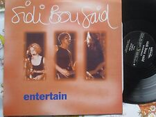 Sidi Bou Said Entertain Limited Ed Ultimate toppmlp040 Promo Vinyl LP Mini Album
