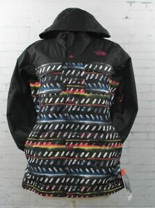 The North Face Ricas Insulated Snowboard Jacket, Women's Small Ticky Tacky Print