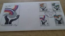 1983 AUSTRALIA COMMONWEALTH DAY  FDC COVER  STAMPS  POST FREE £2.99