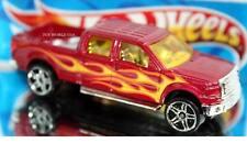 2016 Hot Wheels Hot Trucks 2009 Ford F-150 red w/flames