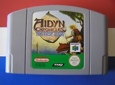 AIDYN CHRONICLES THE FIRST MAGE - NINTENDO 64 - N64