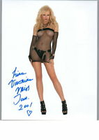 Irina Voronina Signed Photo 8x10 19A Playboy Playmate of the Month January 2001