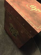 Harry Potter Wizard's Collection Ultimate Box Set Blu-Ray/DVD Rare