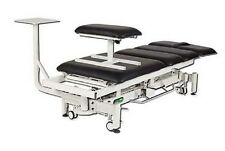 NEW Med Surface Traction Electric Hi Lo Treatment Table With Stool MedSurface