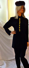 ~~~> Stunning French Designer VINTAGE 2 pc Pants Jacket 10 L@@k! $1499 Must see!