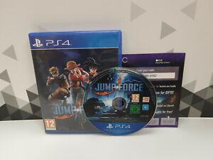 JEU SONY PLAYSTATION 4 PS4 JUMP FORCE PAL FR