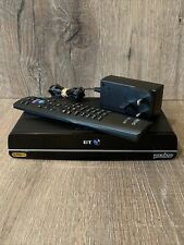 BT TV Ultra HD 4K YouView Box UHD DTR-T4000 1TB With Remote And Power Cable