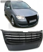 Front badgeless grill for VW Touran 1T center grille without emblem no logo mesh