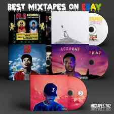 Chance The Rapper - Mixtape Bundle - Coloring Book Acid Rap Surf 10 Day 5 CD's