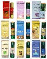 Nandita Scented Oils 1/4 oz / 8 ml: Pick Scent (Vegan Aromatherapy Oil)