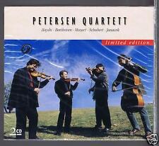 PETERSEN QUARTET 2 CDS NEW HAYDN/ BEETHOVEN/ SCHUBERT/ LEKEU/ RAVEL/MOZART