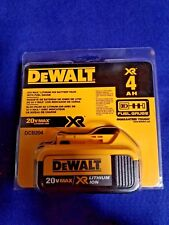 DEWALT 20V MAX* PREMIUM XR LITHIUM ION BATTERY PACK NEW