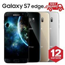 Telefono cellulari Android 4G sbloccato SAMSUNG GALAXY S7 Edge da 32 GB