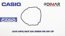 CASIO JUNTA/ BACK SEAL RUBBER, PARA MODELOS. CHR-100