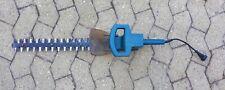 Heckenschere AEG HES 50, elektrisch, blau/schwarz, 50 cm Schnittlänge