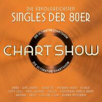 ABBA/FALCO/BLONDIE/A-HA/+ - DIE ULTIMATIVE CHARTSHOW-SINGLES DER 80ER 2 CD NEU