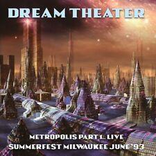 DREAM THEATER - METROPOLIS PART 1...LIVE '93 (2LP)  2 VINYL LP NEUF
