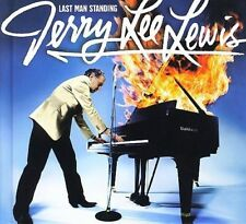 1 CENT CD Last Man Standing - Jerry Lee Lewis