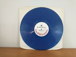 "The Three Degrees 'The Runner' 12"" Single Vinyl (Blue)"