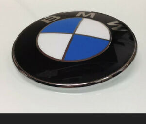 BMW Emblem Engine Hood  82mm 1er 3er E39 E46 8132375