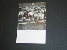 Burnley v Tottenham Hotspur April 1961 book picture signed by Cummings & Pointer