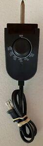 Spectrum Brands Model XB-01A Tempurature Control Probe Heat Power Cord