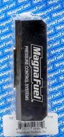 MagnaFuel Dual Fuel Log w/10an Ports - Black MP-7600-02-BLK